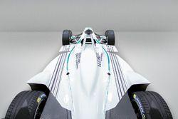 NEXTEV TCR Formula E Team livrea 2017