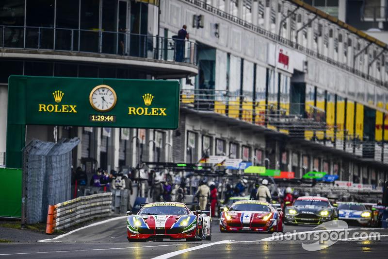 #71 AF Corse, Ferrari 488 GTE