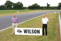 Keith Wilson ve Jonathan Palmer, Wilson virajında