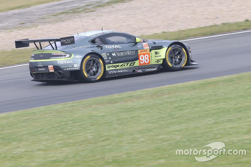 3. LMGTE-Am: #98 Aston Martin Racing, Aston Martin Vantage GTE