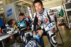 #5 F.C.C. TSR Honda, Honda: Damian Cudlin, Kazuma Watanabe, Patrick Jacobsen