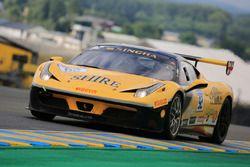 #92 Stratstone Ferrari Ferrari 458 Challenge Evo: Sam Smeeth