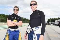 Marco Andretti und Brad Keselowski