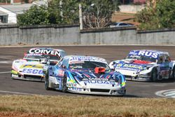 Martin Ponte, Nero53 Racing Dodge, Juan Marcos Angelini, UR Racing Dodge, Gabriel Ponce de Leon, Ponce de Leon Competicion Ford