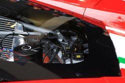 #51 AF Corse Ferrari 488 GTE detail
