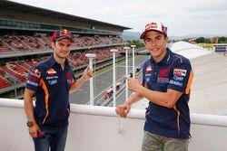 Dani Pedrosa (Repsol Honda Team), Marc Marquez (Repsol Honda Team)