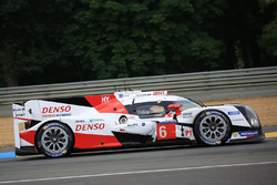 #6 Toyota Racing Toyota TS050 Hybrid: Stéphane Sarrazin, Mike Conway, Kamui Kobayashi, Alexander Wurz