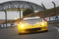 #63 Corvette Racing - GM Chevrolet Corvette C7R: Jan Magnussen, Antonio Garcia, RickyTaylor