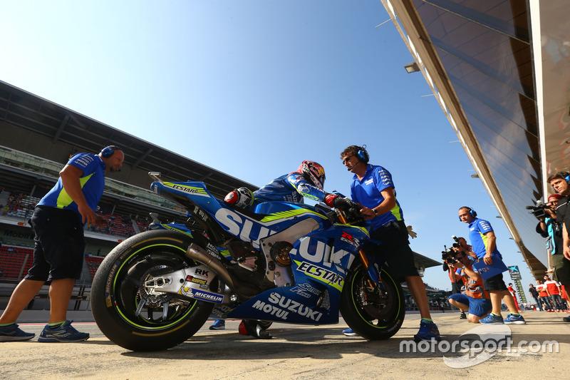 10. Maverick Viñales, Team Suzuki Ecstar MotoGP