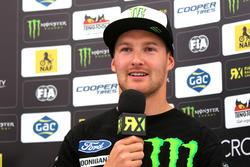 Basın Toplantısı: Andreas Bakkerud, Hoonigan Racing Division