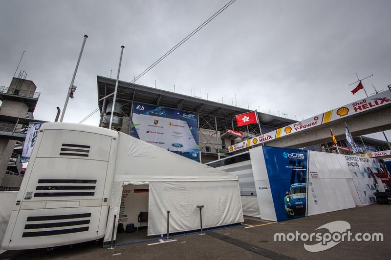 Зона Toyota Racing