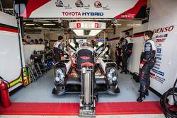 Энтони Дэвидсон, Себастьен Буэми, Казуки Накаджима, Александр Вурц, #5 Toyota Racing Toyota TS050 Hy