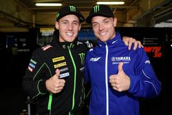 Pol Espargaró et Alex Lowes, Tech 3 Yamaha