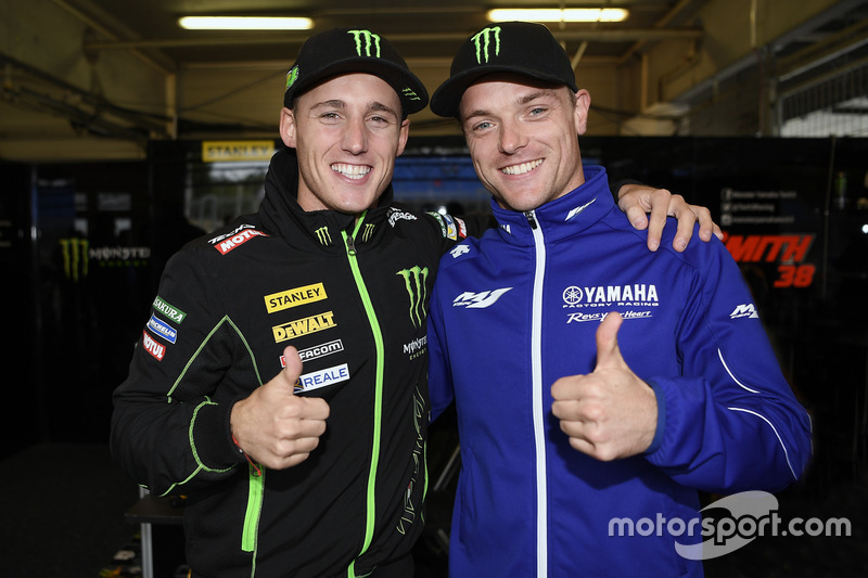 Pol Espargaró e Alex Lowes, Tech 3 Yamaha