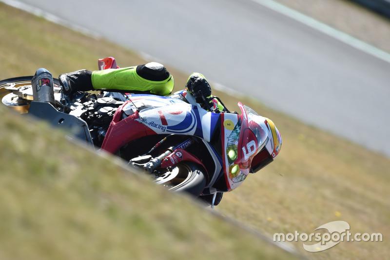 #9, Jackson Racing, Honda - Steve Mercer, Nigel Walraven, David Drieghe