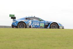 #007 TRG-AMR Aston Martin GT3: James Davison, Brandon Davis