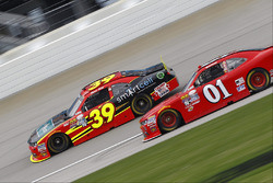 Ryan Sieg, RSS Racing, Chevrolet; Ryan Preece, JD Motorsports, Chevrolet