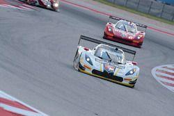 #5 Action Express Racing, Corvette DP: Joao Barbosa, Christian Fittipaldi; #31 Action Express Racing