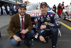 Polesitters Jamie Whincup and Paul Dumbrell, Triple Eight Race Engineering Holden