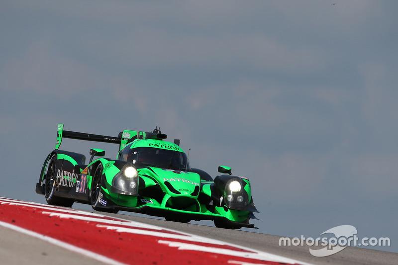 7. LMP2: #31 Extreme Speed Motorsports, Ligier JS P2 - Nissan: Ryan Dalziel, Pipo Derani, Christopher Cumming