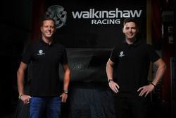 James Courtney and Scott Pye, Walkinshaw Racing