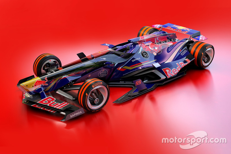 Concept Toro Rosso 2030