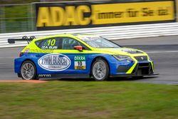 Antti Buri, LMS Racing, SEAT Leon TCR