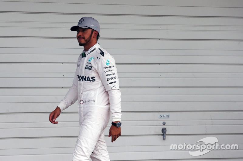 Bestätigt: Lewis Hamilton