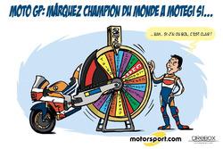 L'humeur de Cirebox - Márquez, la chance du futur Champion ?