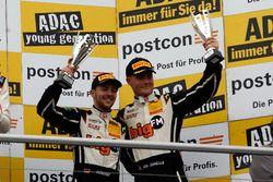 Podium: 3. #36 bigFM Racing Team Schütz Motorsport, Porsche 911 GT3 R: Marvin Dienst, Christopher Za