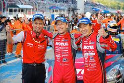 GT500 Sieger: Tsugio Matsuda, Ronnie Quintarelli, Nismo