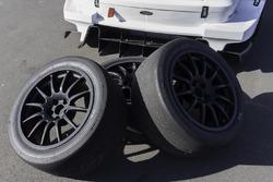 Des pneus de Mitjet