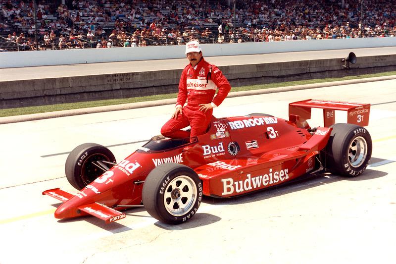 #70 Bobby Rahal 1986