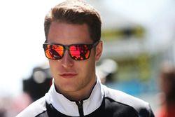 Stoffel Vandoorne, McLaren reserverijder
