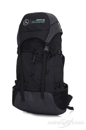 Petronas backpack negra