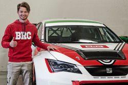 Alberto Viberti, BRC Racing Team, Seat Leon Cup Racer