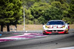 #60 Formula Racing Ferrari F458 Italia: Johnny Laursen, Mikkel Mac, Mikkel Jensen