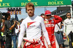 Sebastian Vettel, Ferrari EDT574