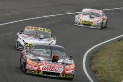 Facundo Ardusso, JP Racing Dodge, Mauricio Lambiris, Coiro Dole Racing Torino, Sergio Alaux, Coiro Dole Racing Chevrolet