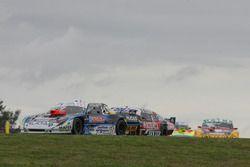 Martin Ponte, Nero53 Racing Dodge, Guillermo Ortelli, JP Racing Chevrolet, Nicolas Bonelli, Bonelli