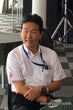 Masahiko Matsumoto Honda GT Proje Lideri