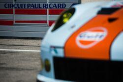 Circuit Paul Ricard pit alanı atmosfer