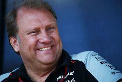 Robert Fernley, Sahara Force India F1 Team Geçici Tekım Patronu