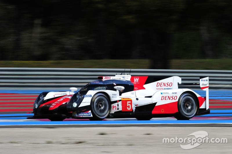 LMP1 - Toyota Gazoo Racing