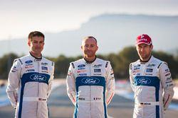 #66 Ford Chip Ganassi Racing Team UK Ford GT: Billy Johnson, Olivier Pla, Stefan Mücke