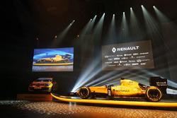 La livrée 2016 de Renault Sport F1
