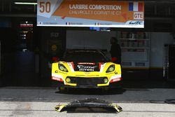 #50 Larbre Competition, Chevrolet Corvette C7 Z06 , Yutaka Yamagishi, Pierre Ragues, Paolo Ruberti