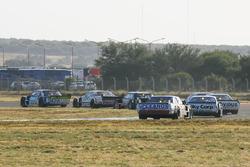 Matias Rodriguez, Trotta Competicion Dodge, Laureano Campanera, Donto Racing Chevrolet, Emiliano Spa