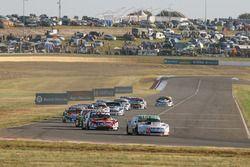 Leonel Sotro, Di Meglio Motorsport Ford, Matias Rossi, Donto Racing Chevrolet, Mariano Altuna, Altun