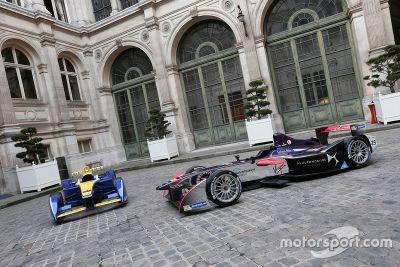 Conférence de presse de l'ePrix de Paris